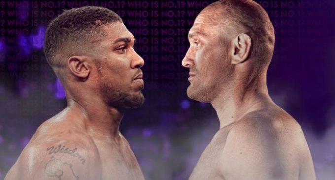 Fury To Joshua: I'll Quit If You Go Beyond Third Round
