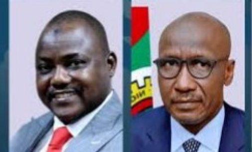 Breaking: The Clash of Oil Titans, Mele Kyari, Sarki Auwalu