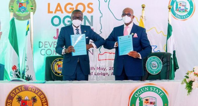 2020 ASVI: Lagos, Rivers, Ogun, Three Other Generate More IGR than 30 States Combined