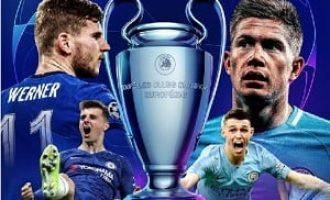 Heavy Weights: As Chelsea, Man City Clash in Portugal