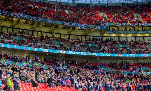 EURO 2020: 60,000 Fans For Wembley's Semis, Final
