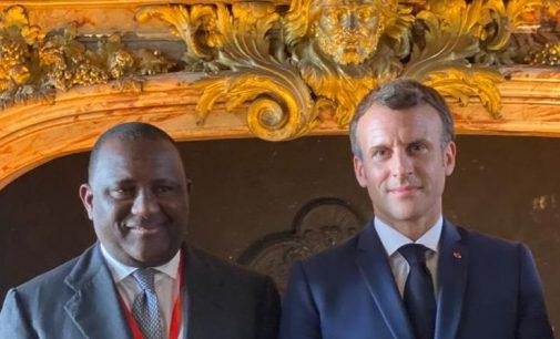 Macron Inaugurates France-Nigeria Business Council, Appoints Abdul Samad Rabiu As President