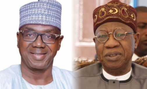 O To Ge! Kwara Governor Falls Below Expectations As Lai Mohammed , APC Go For His Jugular