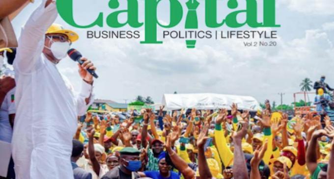 Everybody's Sweetheart…Ogun Rises For Dapo Abiodun, APC