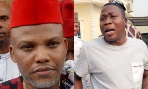 Tension As Kanu, Igboho Supporters Vow To Shut Down Courts On Monday