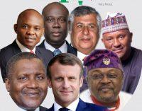 Can French President Woo Nigerian Billionaires? As Adenuga, Dangote, Rabiu, Converge onVersailles