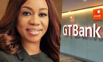 GTBank Appoints Olusanya First Female Managing Director