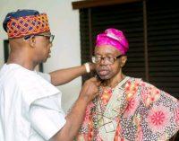 Breaking: Gov. Dapo Abiodun Loses Father