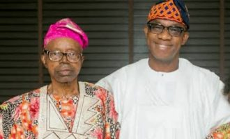 Death Be Not Proud! Buhari, Sanwo-Olu, Others Mourn As Dapo Abiodun Loses Patriarch