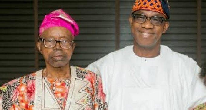 Death Be Not Proud! President Buhari, Senate President, Tinubu, Sanwo-Olu, Others Mourn As Dapo Abiodun Loses Patriarch