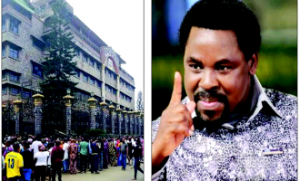 More Troubles As Synagogue Petitions EFCC Over Alleged Huge Financial Misappropriation
