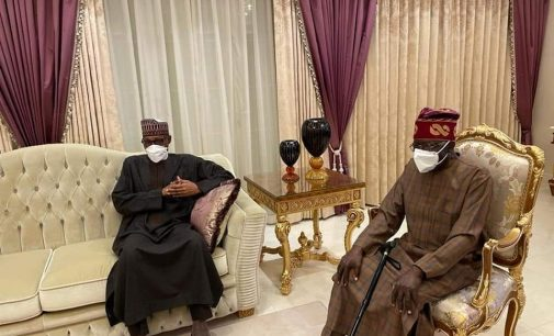 Accidental Sweetheart…Intrigues As Bola Tinubu's Friends, Foes Make A Beeline For His London Base