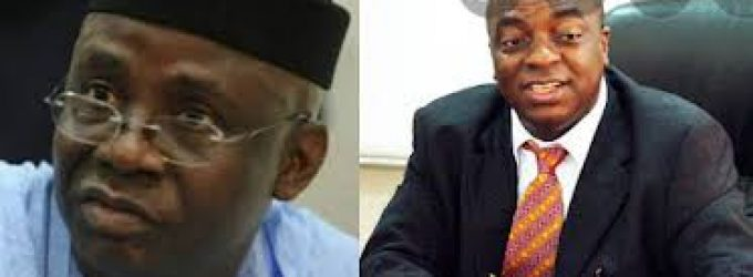 Battle of the prophets! Pastor Tunde Bakare Calls Out Bishop David Oyedepo