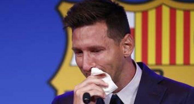 Lionel Messi Announces Next 'Possible' Club After Barcelona's Exit