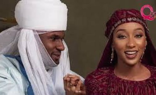 Presidential Eye Candies…Nigerians Swoon As Buhari's Daughters Endow Brothers' Wedding With Rare Dazzle, Charm