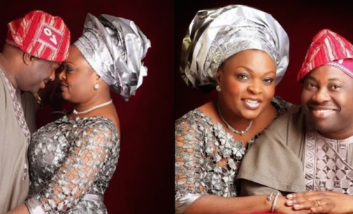To Whom Honour Is Due…Dele Momodu, Wife Bag Chieftainship As Oluwo of Iwo, Oba Akanbi, Names Them Aare And Yeye Atayese
