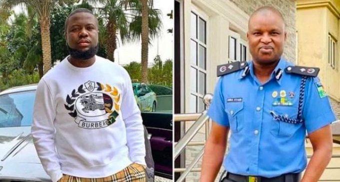 Hushpuppi: Buhari Will Decide Abba Kyari's Fate, Says Police Minister Dingyadi