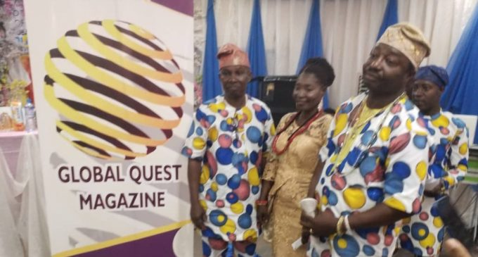Global Quest Magazine Launched in Lagos
