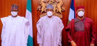 Buhari Critic, Fani-Kayode, Joins APC, Meets President