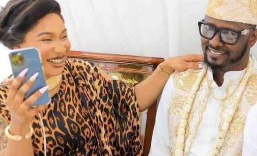 Tonto Dikeh: Police Give Reasons For Arrest And Detention Of Donto Dikeh's Ex-husband, Prince Kpokpogiri