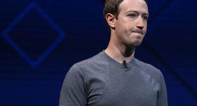 Zuckerberg Loses $7bn In Hours As Facebook Suffers Hit –Report